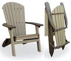 polywood folding adirondack chairs. Plain Adirondack Polywood Adirondack Chair  348 On Folding Chairs Y