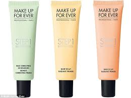 make up for ever step1 skin equalizers 37 each makeupforever