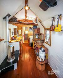 Tiny Homes That Make The Most Of A Little Space Architecture - Tiny house on wheels interior