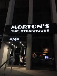 Morton's The Steakhouse - Wikipedia
