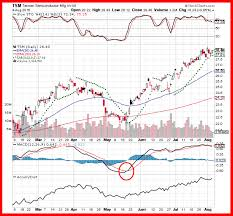 See stock chart 1 of Taiwan Semiconductor (TSM – NYSE). - How to Crush the  Markets Like the Big Dogs