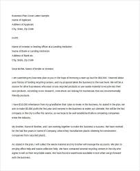 Sample Cover Letter Business Business Cover Letter 10 Free Word Pdf Format Download Free
