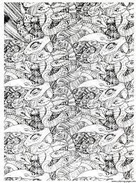 Small Picture adults snakes complex 2 Coloring pages Printable