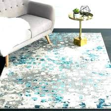 teal and gray rug c blue rugs yellow area teal and gray rug