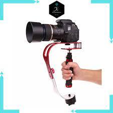 Mã 157ELSALE hoàn 7% đơn 300K] Tay cầm camera quay phim chống rung cho  camera, điện thoại - Chân Máy Ảnh, Monopod, Tripod Nhãn hàng No Brand