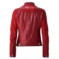 Puma scuderia ferrari womens moto jacket authentic. Ladies Ferrari California T Leather Jacket California T Clothing Ferrari California T Leather Jacket Ferrari California