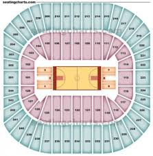Continental Airlines Arena Seating Chart