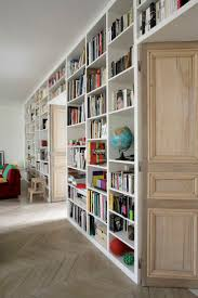 Wall To Wall Bookshelf Best 25 Library Shelves Ideas On Pinterest Library Bookshelves