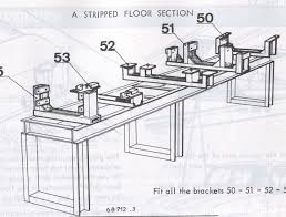 chassis jig drawing
