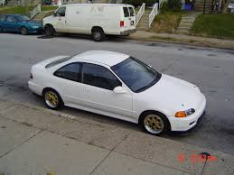 95 honda civic dx type r white for sale or trade | 95 civic car ...
