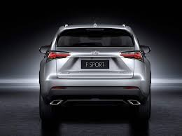 2018 lexus nx sport. Brilliant 2018 2018LexusNX200tFSportrearangle For 2018 Lexus Nx Sport