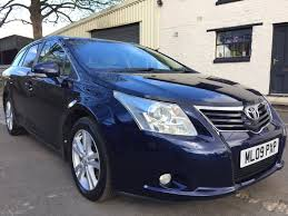 TOYOTA AVENSIS T4 D-4D for sale from R J Murphy Car Sales Cheshire,