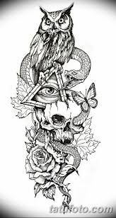 эскиз тату на руку 08032019 058 Sketches Tattoo On Hand