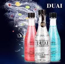 DUAI 260ml <b>Sex Lubricant</b> Water Based for <b>Sex Silk Touch</b> Anal ...