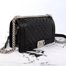 2014 Chanel Boy Flap Bag Prices, Sizes - Cartier LOVE Bracelet & Chanel Boy Flap Bag Black and Silver Adamdwight.com