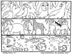 Small Picture creation coloring pages for preschoolers Creation Genesis 11