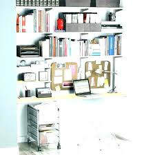 Home office wall shelves Master Bedroom Shelves For Home Office Home Office Shelving Ideas Ways To Work With Floating White Shelves Home Shelves For Home Office Robertgswancom Shelves For Home Office Office Shelves And Cabinets Home Office