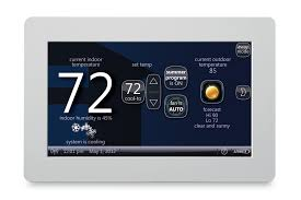 lennox wall thermostat. lennox icomfort wi-fi thermostat review wall s