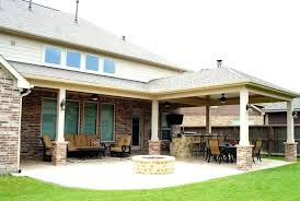 average cost of patio cover inspirational a enclosure patio pavers cost of labor concrete