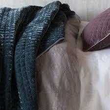 Bella Notte Linens | Silk Velvet Quilted Throw Blanket | Luxury ... & ... Bella Notte Silk Velvet Quilted Throw Blanket - 30-SIL863 ... Adamdwight.com