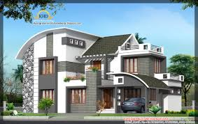 simple modern home design. Lovely New Model Kerala House Designs 6 Modern Home Designer Simple Modern Home Design