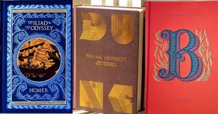 Classic hardcover novel set for adults
