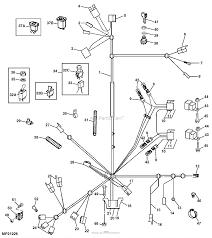 John deere parts diagrams john deere main wiring harness
