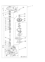 kenmore 70 series washer. kenmore washer parts   model 11026882500 sears partsdirect regarding 70 series diagram