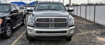 Used Dodge Ram Pickup 3500 for Sale in Lubbock, TX | Edmunds