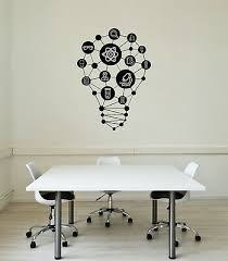 vinyl wall decal lab science class