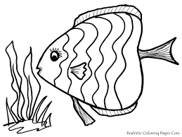Printable Fishing Coloring Pages Printable Fishing Coloring Pages