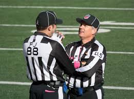 High School Football Referee Signals Chart Official American Football Wikipedia