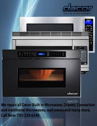 dacor microwave oven repair