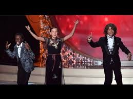 Stranger Things Kids Performance |Emmys 2016 |Uptown Funk |at ...