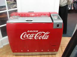 Vintage Coke Vending Machine Extraordinary ANTIQUE COKE MACHINES Collection On EBay