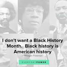50 Black History Month Quotes Celebrating African American
