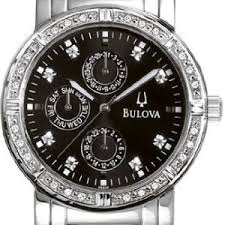bulova men s 96e04 diamond multifunction watch bossman watches bulova men s 96e04 diamond multifunction watch