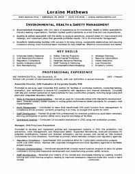 Safety Officer Resume Sample Hse Officer Cv Sample Myperfectcv Health And Safety Resume
