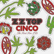 <b>ZZ Top</b>, <b>Cinco</b>: The First Five Lps | Zz top, Lps, Lp vinyl