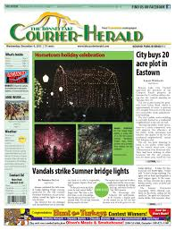 Sumner Wa Bridge Lighting Bonney Lake And Sumner Courier Herald December 04 2013 By