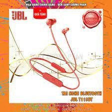 Tai Nghe Nhét Tai Bluetooth JBL T115BT - Công Nghệ Pure Bass Sound - Bảo  Hành Hãng 6 Tháng - Tai nghe Bluetooth nhét Tai