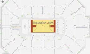 gallery for madison square garden seating chart detailed seats rows and sections