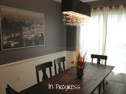 enchanting rectangularer dining room best furniture height off table proper crystal archived on lighting with