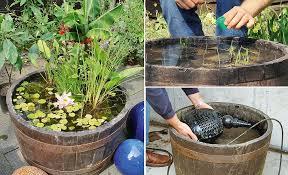 25 diy water features for your garden