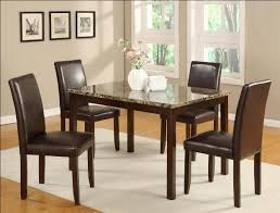 Four Dining Room Chairs Interesting Design