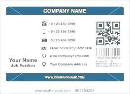 Company Id Badge Template Security Badge Template Security Id Card Template Vertical