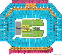 Ford Field Tickets And Ford Field Seating Charts 2019 Ford