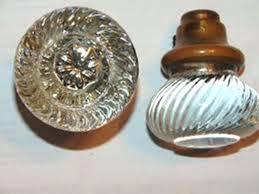 antique glass door knob hardware knobs value uk