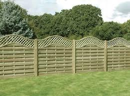 Fix a garden trellis to a. Fence Panels Marsland Timber