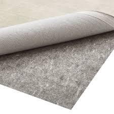 round rug pads multisurface 6 thin round rug pad 8 ft round rug pads